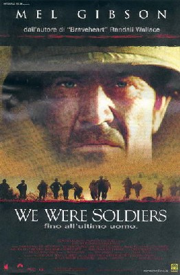 We were soldiers - Fino all