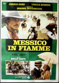 Messico in fiamme