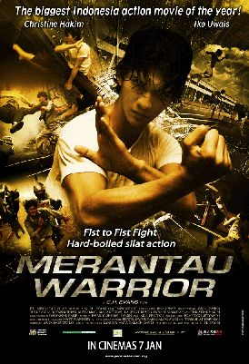 Merantau Warrior