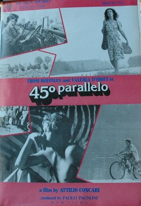 45° parallelo