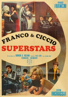 Franco & Ciccio Superstars